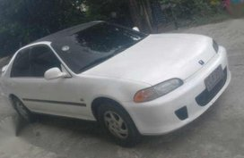 For sale Honda Esi 1993 model