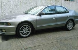 2003 Mitsubishi  Galant GTA Silver AT