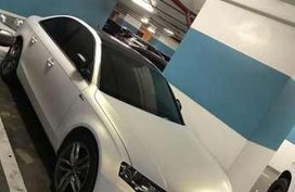 Audi A4 2.Rs4 AT White For Sale