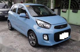 2016 Kia MT Picanto Blue accent rio