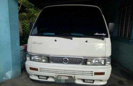 Nissan urvan escapade 2006 model