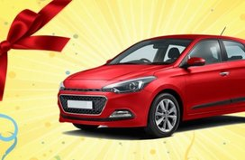 """Win an all-new Veloster Turbo with Hyundai's """"Thrivin' and Drivin' at 16"""" promo"""