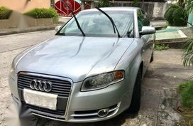 Audi A4 1.8T 2007 Silver AT For Sale