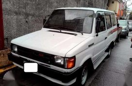 My Pre-loved 1997 Toyota FX Tamaraw Delux