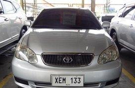 2008 Toyota Corolla for sale in Manila