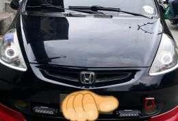 Honda fit set up