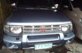 1999 Mitsubishi Montero AT Gas
