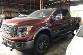 NISSAN TITAN XD DOUBLE CAB PICK-UP