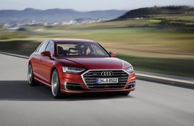 2018 Audi A8 comes with a wide range of updates