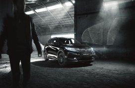 Honda HR-V Black Edition unveiled in the UK from £25,000