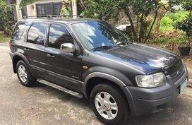 2002 Ford Escape for sale in Quezon City