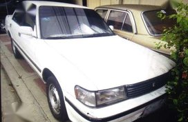 1990 Toyota Cressida AT White For Sale
