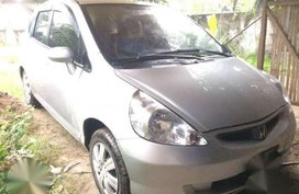 Honda FIT 2005 AT Silver For Sale