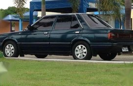 Nissan Sunny SGX 1990 MT Blue For Sale