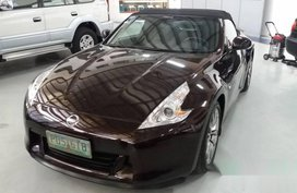 2011 nissan 370z convertible fairlady a/t for sale