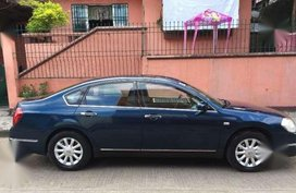 Nissan Teana 2009 AT Blue For Sale