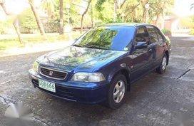 Honda City 1995 Blue MT For Sale