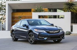 Honda decides to phase out the Accord Coupe