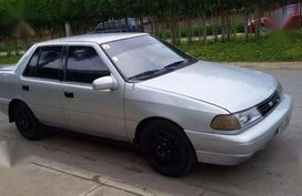 Hyundai Excel 1996 Silver MT For Sale