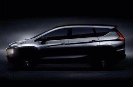 Sneak preview of the Mitsubishi XM Concept-based MPV