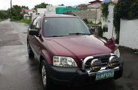 Honda CRV AT 2.0 1996 Red For Sale
