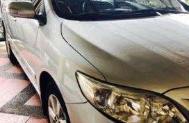 2012 Toyota ALTIS- AT Metallic Silver