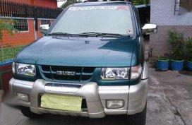 Crosswind XUV isuzu 2003