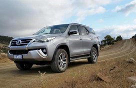 10 reasons why I can't help falling in love with the Toyota Fortuner