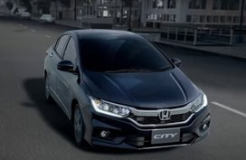 Get the 2018 Honda City with a P51,000 low down payment scheme