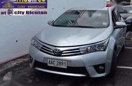 2014 Toyota Corolla Altis 1.6 G Automatic - Automobilico SM Bicutan