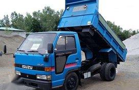4BE1 Isuzu Elf 6W Mini Dump Truck Custom NKR 10ft. Camel Type