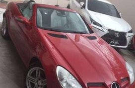Mercedez Benz SLK350