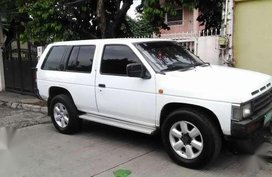 Nissan terrano 2002 very fresh for sale
