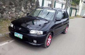 Fresh Mazda Demio 2009 Black AT For Sale