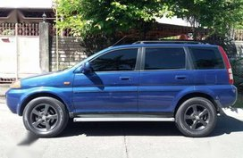 2000 Honda HRV Limited 4x4 Manual for sale