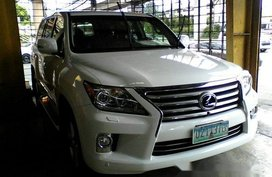 For sale Lexus LX 570 2012