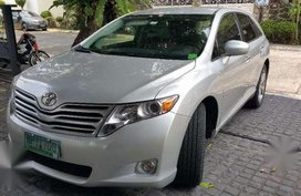 Toyota Venza 3.5 V6 2009 Silver AT For Sale