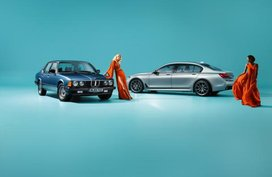 BMW to mark 40 years of the 7-Series with a special edition 40 Jahre