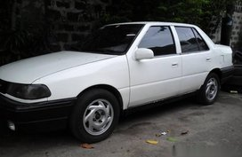Hyundai Excel Aircon Mags Manual for sale