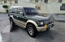 Fresh Mitsubishi Pajero 4x4 MT Green For Sale