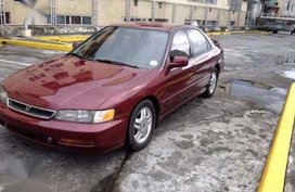 Honda Accord 97mdl AT