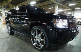 2007 Chevrolet Tahoe LT 4.8 V8 4X2 AT Black