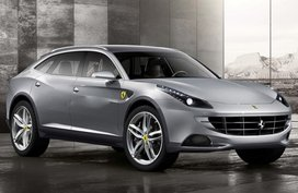 Ferrari eye building SUV models