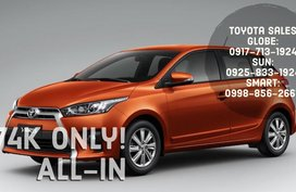 Brand New ALL NEW Call Now: 09258331924 Casa Sales 2019 Toyota Yaris Automatic for sale