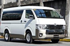 [Video] Toyota HiAce Super Grandia: An affordable, roomy ride