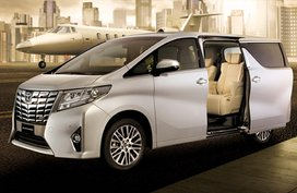 Call Now: 09258331924 Casa Sales 2019A Brand New Toyota ALPHARD ALL IN FINANCING
