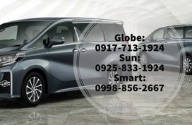 Brand New Toyota Alphard Call Now: 09258331924 Casa Sales 2019 Avail this promo now!!!