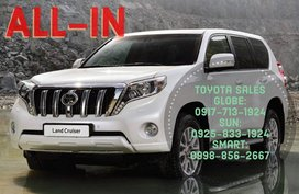 Call Now: 09258331924 Casa Sales 2019 TOYOTA Land Cruiser Prado! Brand New! Avail now!!!