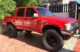 Toyota Hilux 4x4 pick up double cab mags manual