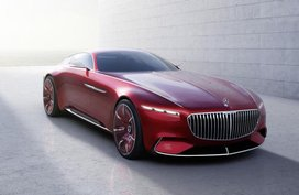 Mercedes-Maybach S600 Concept ready for Pebble debut